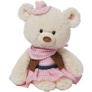 GUND Rootin Tootin Dandy Bear Soft Toy