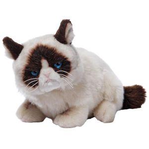 GUND Grumpy Cat (Laying) Soft Toy