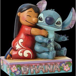 Disney Traditions Ohana Means Family (Lilo & Stitch) Figurine