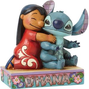 Disney Traditions Ohana Means Family Lilo & Stitch
