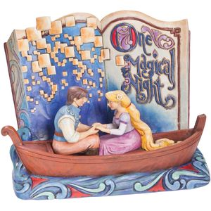 Disney Traditions Storybook Figurine - One Magical Night (Tangled)