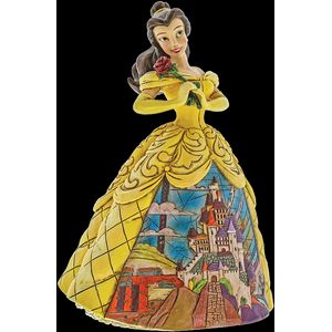 Disney Traditions Enchanted (Belle) Figurine