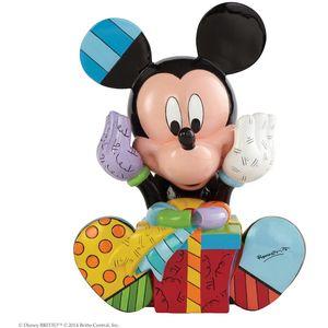 Disney by Britto Mickey Mouse Birthday Figurine
