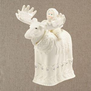Snowbabies Figurine - The Majestic Moose