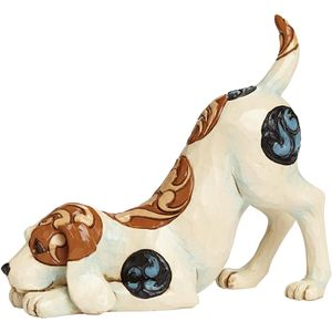 Heartwood Creek Dogs at Play Figurine - Bailey