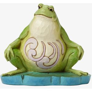 Heartwood Creek I Eat What Bugs Me (Frog) Figurine