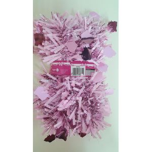 Hello Kitty Tinsel 2Mx100mm (Pale Pink)