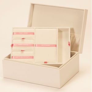 Baby Girl Pink Keepsake Memory Box
