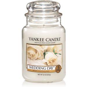 Yankee Candle Large Jar Wedding Day Candle