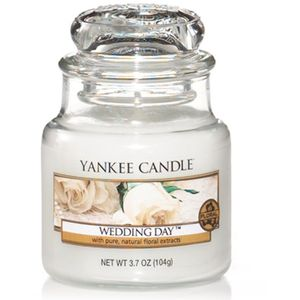 Yankee Candle Small Jar Wedding Day