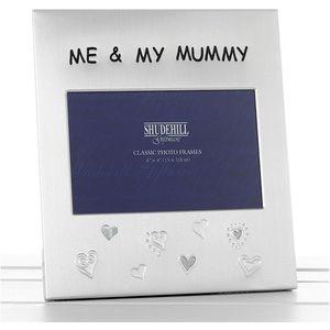 """Me & My Mummy 6x4"""" Photo Frame"""