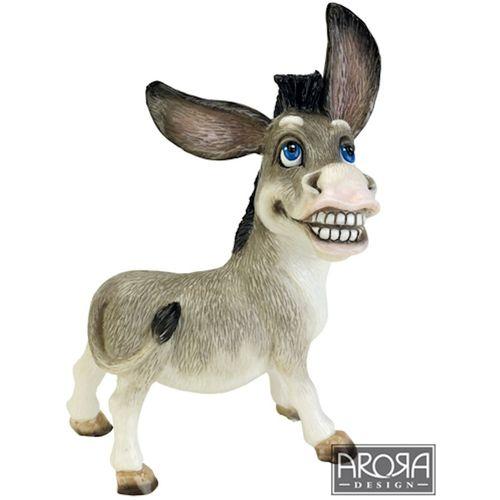 Arora Design Little Paws Donkey Figurine