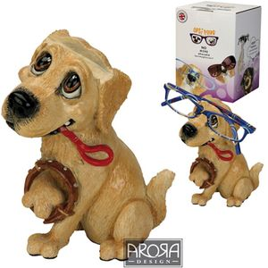 Optipaws Golden Retriever Dog Glasses Holder