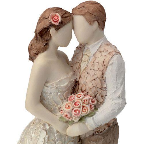 Arora Design Bride & Groom Celebration More than Words Figurine 9802