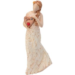 More Than Words - Daughter (Loved) Lady Figurine