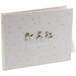 Juliana Bambino Paperwrap Guest Book - Baby Shower