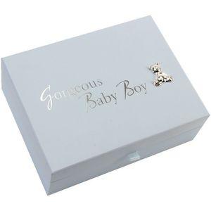 Paperwrap Keepsake Box Gorgeous Baby Boy Gift