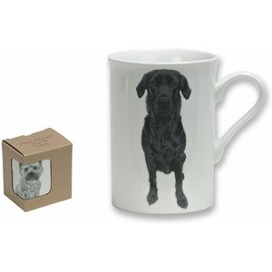 Heath McCabe Labrador Fine China Mug
