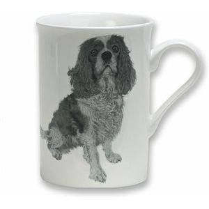 Heath McCabe Gift Boxed Fine China Mug - Cavalier King Charles Spaniel Dog