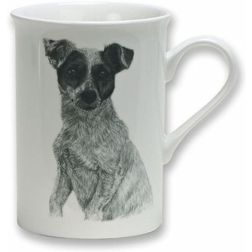 Heath McCabe Gift Boxed Fine China Mug - Dogs: Jack Russell