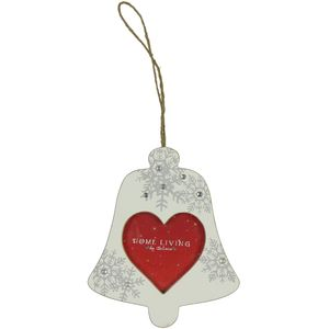 Bell Photo Frame Xmas Tree Decoration