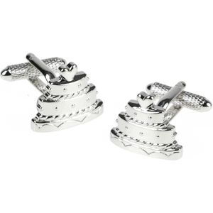 Wedding Cake Cufflinks