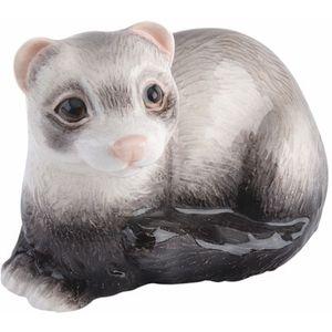 John Beswick Ferret Adorable Figurine