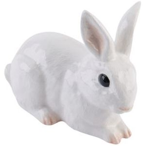 John Beswick Rabbit (White) Adorables Figurine