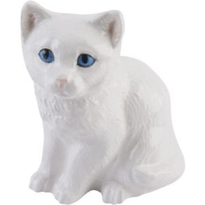 John Beswick Kitten (White) Adorables Figurine