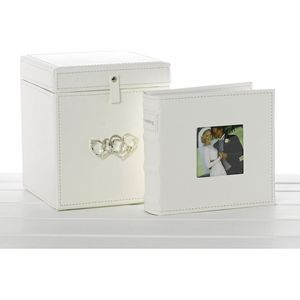 Wedding Keepsake Photo Album Library