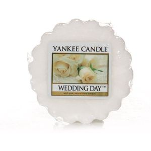 Yankee Candle Wax Melt - Wedding Day