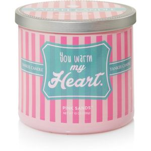 Yankee Candle Scentiments - Warm my Heart: Pink Sands