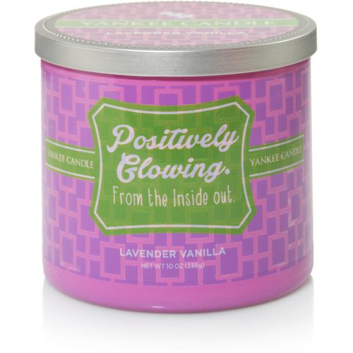 Yankee Candle Scentiments -  Positively Glowing Lavender Vanilla Fragrance
