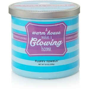 A Warm House Makes a Glowing House Candle