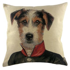 Private Russell Tapestry Cushion Cover 18x18""