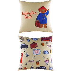 Paddington Bear Cushion Cover 17x17""