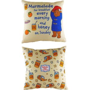 Paddington Marmalade Cushion Cover 17x17""