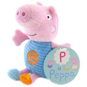 Peppa Pig George Plush Chime Rattle