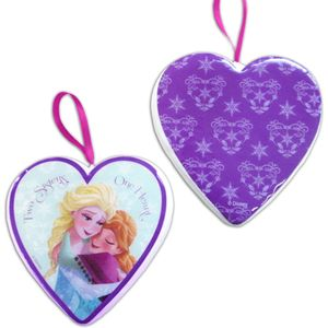 Disney Frozen Elsa & Anna Heart Hanging Decoration
