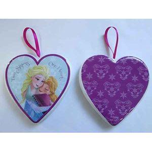 Two Sisters One Hearts, Frozen decoupage Heart