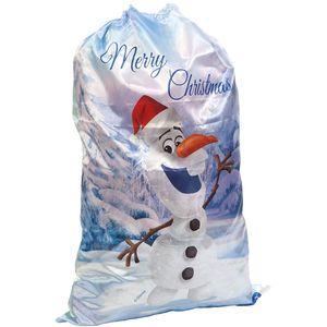 Frozen Santa Sack 70cm x 45cm - Olaf Design