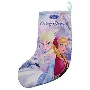 Frozen Christmas Stocking Elsa & Anna Design
