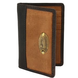 Leather Credit Card Holder (Duck)