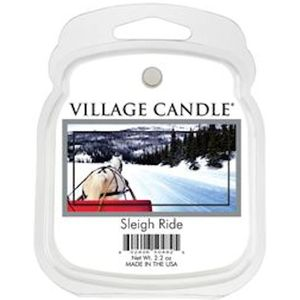 Village Candle Wax Melt - Sleigh Ride