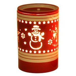 Aromatize Electric Wax Melt Burner: Snowman