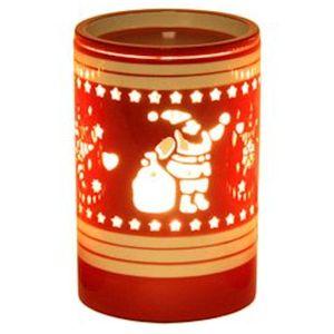 Aroma Electric Wax Melt Burner: Santa with Sack