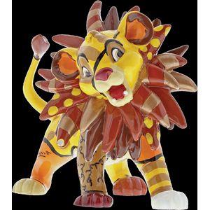 Disney Britto Simba Lion Mini Figurine