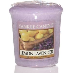 Yankee Candle Votive Sampler - Lemon Lavender