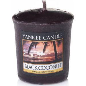 Yankee Candle Votive Sampler - Black Coconut