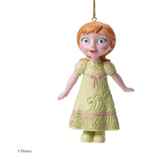Disney Traditions Frozen Anna Hanging Ornament